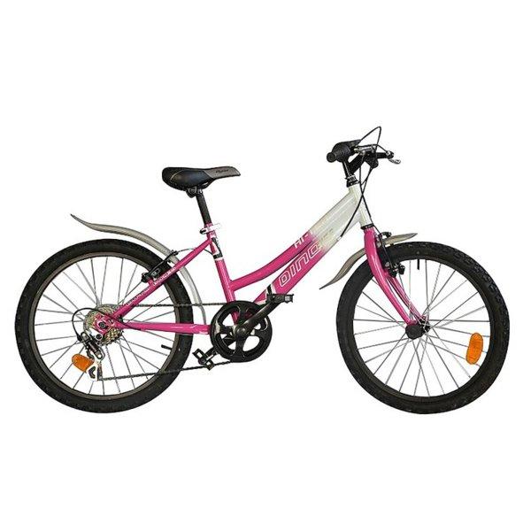 Детско колело Bianco Rosa 20''